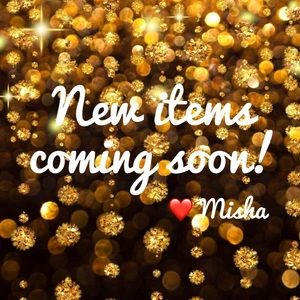 Other - New items coming... stay tuned!